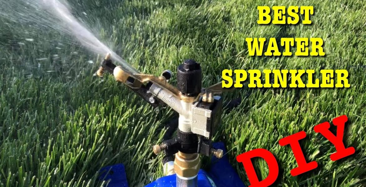 Very Best Lawn Sprinklers With All These Straightforward Tips