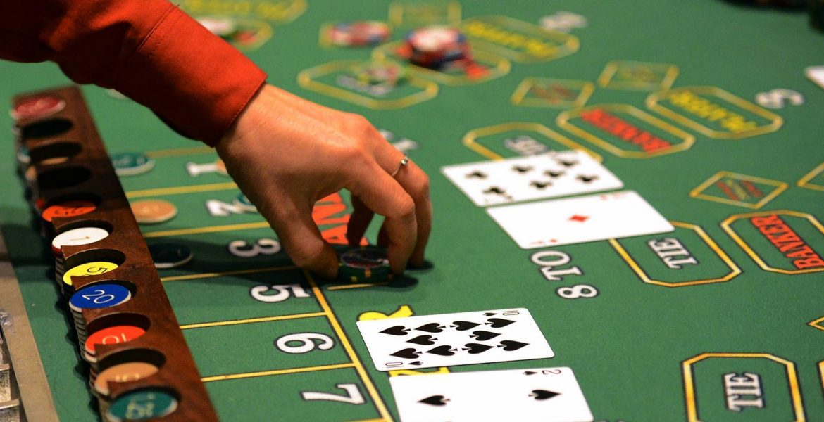 Eight Easy Things You Can Do To Conserve Casino