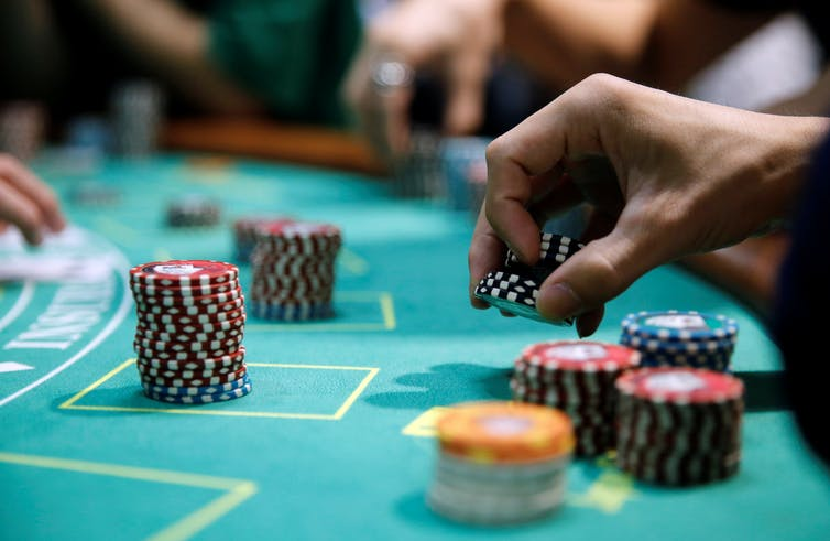 Seven Key Ways The Pros Use For Casino